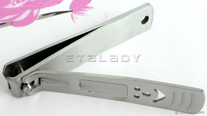 Stainless Steel High Quality Nail Clipper