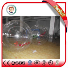 Factory price selling inflatable water walking ball, water zorb ball, inflatable water balloon for kids