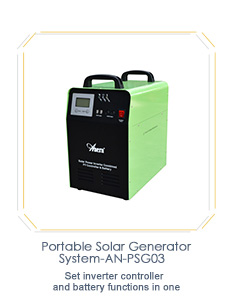 mini portable solar inverter battery