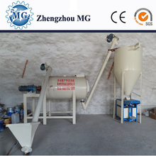 High quality gypsum powder mixing equipment for dry mortar production line for sale