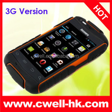 4GB ROM Android 4.2 Dual SIM Card Mobile Phone Orange Discovery V5 + Suppliers