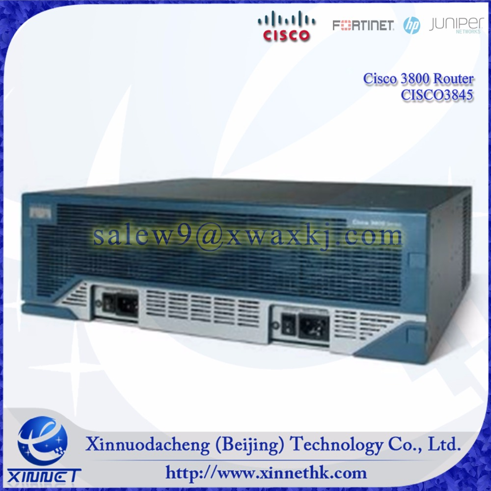 CISCO3845 Cisco 3800 Router ISR
