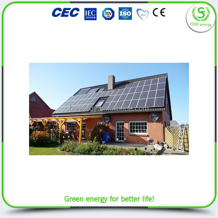 Custom wholesale excellent performance pv solar panel products 250w