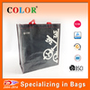 Promotionl shiny laminate pp woven advertising bag