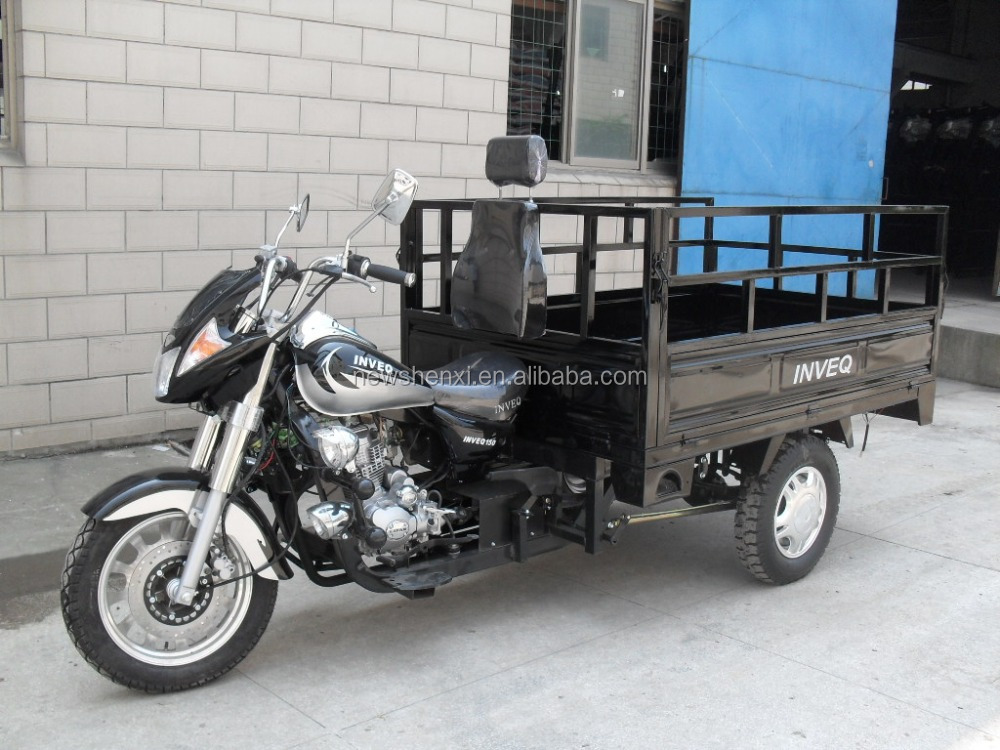 2016 cheap heavy load cargo truck Chinese Three Wheels Moped Tricycle
