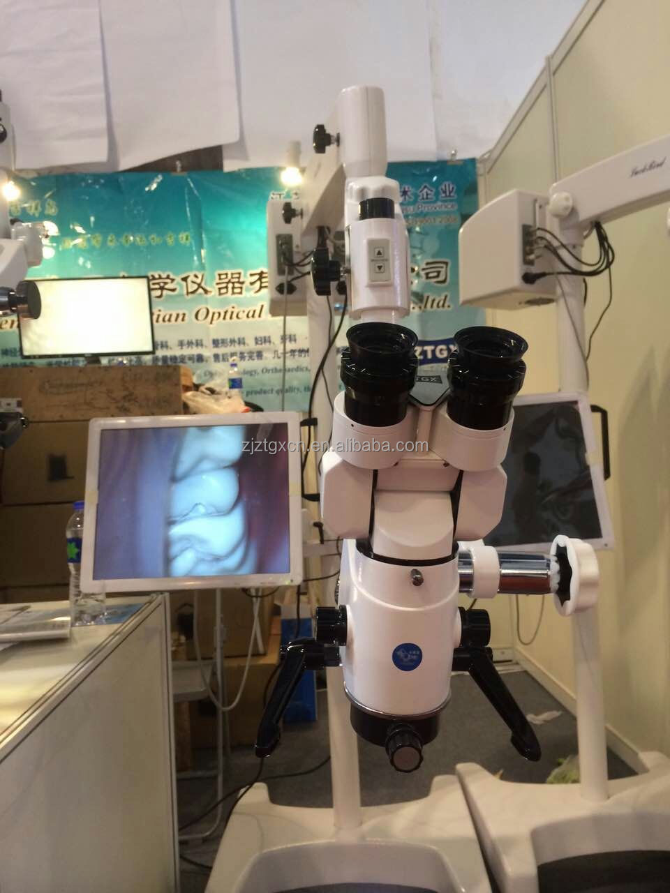 hospital LED dental ENT operating surgery microscope LZJ-6E/6ET/6EQ (CE,ISO, Factory)