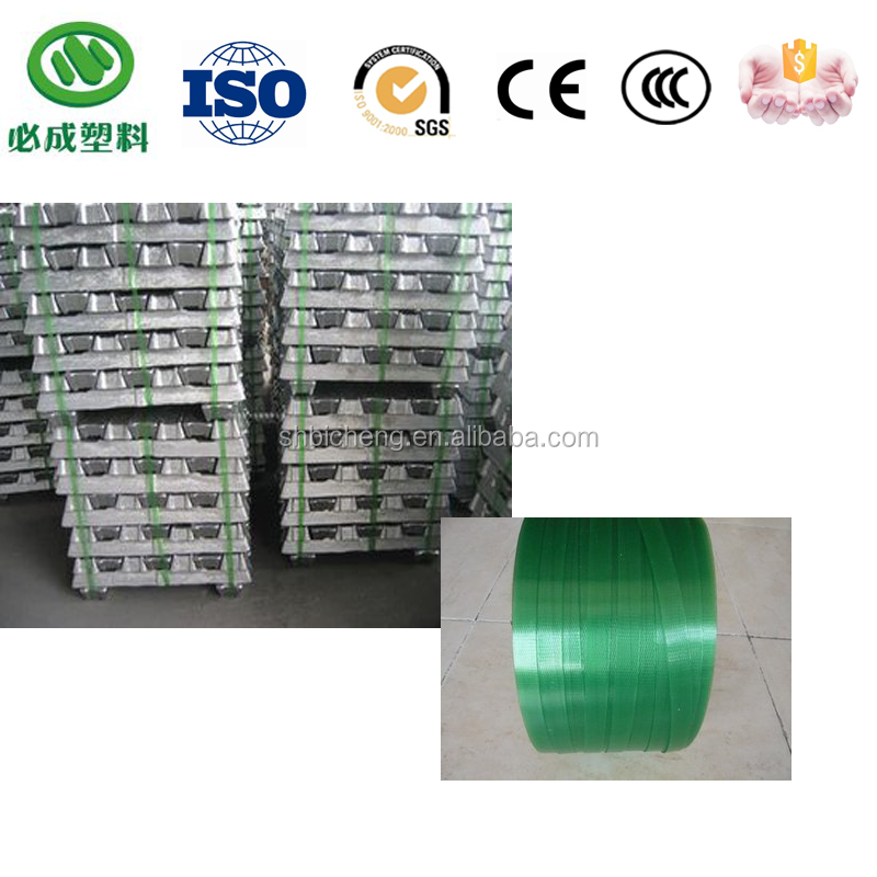 Raw Pet Material Strapping Band For Clothing Packing