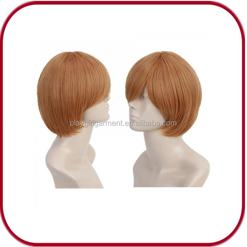 New brazilian party short wig cosplay fake hair wig PGW-1122