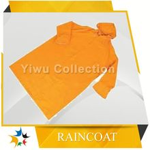 polyester with PVC motorcycle raincoat,motor bike raincoat