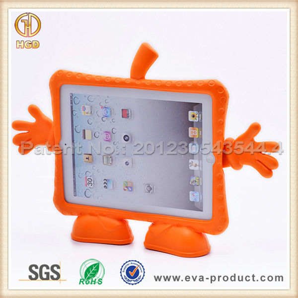 anti-drop EVA 9.7 inch android tablet case for ipad 3 4