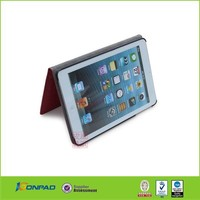 High Quality Genuine Leather Cases Cover Housing for Apple iPad Mini Tablets from Dongguan