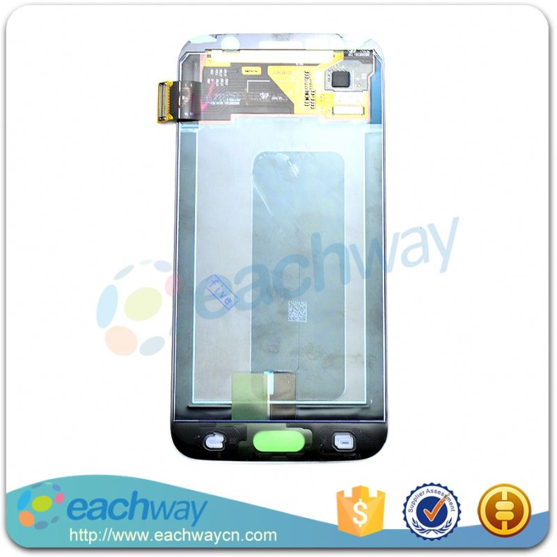 alibaba express in electronics Lcd With Touch Digitizer Assembly for samsung galaxy s6 g920 LCD touch screen rep