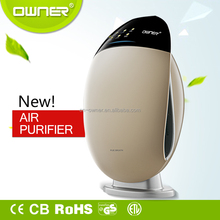 Electrolux High Efficiency Home/office Negative Ion HEPA Air Purifier in toilets