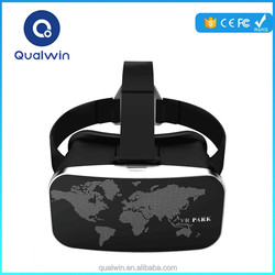 "Newest VR park-3 Virtual Reality 3d Video Glasses 4.7-6"" Smart Phones"