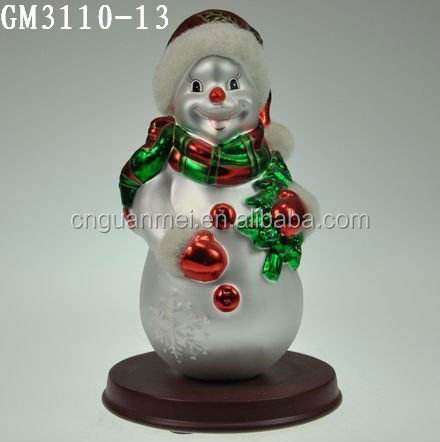 fashion goodquality hotsell decorations christmas inflatable snowman