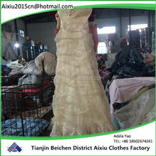 Cheap Used Ladies different types of eveninng dresses Used clothing