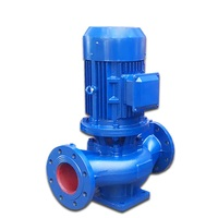 ISG Vertical 2 inch High Pressure Inline Pump Marine Sea Water Pump
