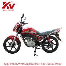 Chinese Guangzhou factory supply 150cc air-cooled engine two wheel adult motorcycles