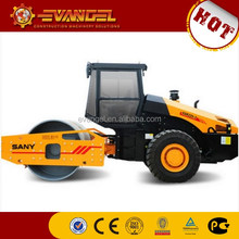 concrete compaction equipment Sany brand road roller SPR200C-6 earth compactors
