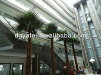 High Quality Evergreen Outdoor Large Decorative Artificial big/middle Banana Tree