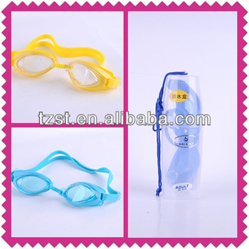 high quality swim glass