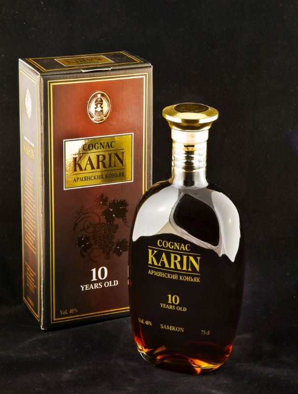 Pure Garpe Armenian Brandy