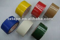 2014 new material waterproof black cloth duct tape for duct wrapping and bonding