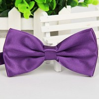wholesale flashing bow tie
