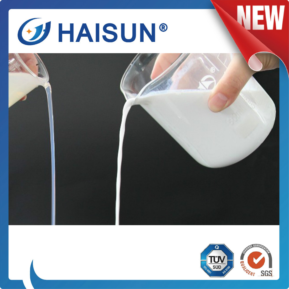 HMP-1201 Top Clear Liquid Polyurethane Resin UV resistance PUD resin