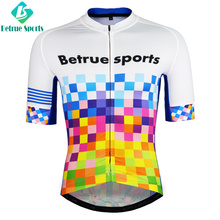 Betrue Sports High Quality Private Label Cycling Jersey Clothing