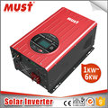 5000w 48v hybrid solar inverter with MPPT charger for solar power system