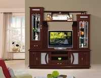 Wooden TV wall unit,pictures of TV cabinet,TV cabinet foshan