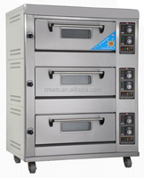 gas oven for pizza