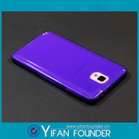 TPU Gel Case For Samsung Galaxy Note3 Soft Back Cover