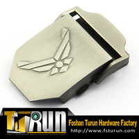 Wholesale custom automatic eagle belt buckle oem