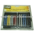 Clear Stationery Colorful Pen PVC Blister Plastic Packing Tray