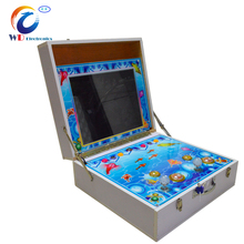 26 in 1 games fish hunter machine two players folded gambling fish table
