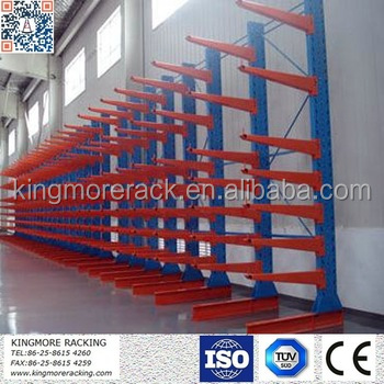 rigid and durable special steel section Heavy Duty long items and irregular shape items