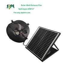 VENT KITS CLEAN ENERGY green solar power hot air exhaust conditioning ventilation wall mounted fan