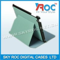 2013 Ultra Slim Leather Case Stand Case for iPad 2 ipad 3