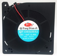 QFDJ cast iron and mini micro plastic 50mm 70mm 90mm 120mm dc china centrifugal blower fan