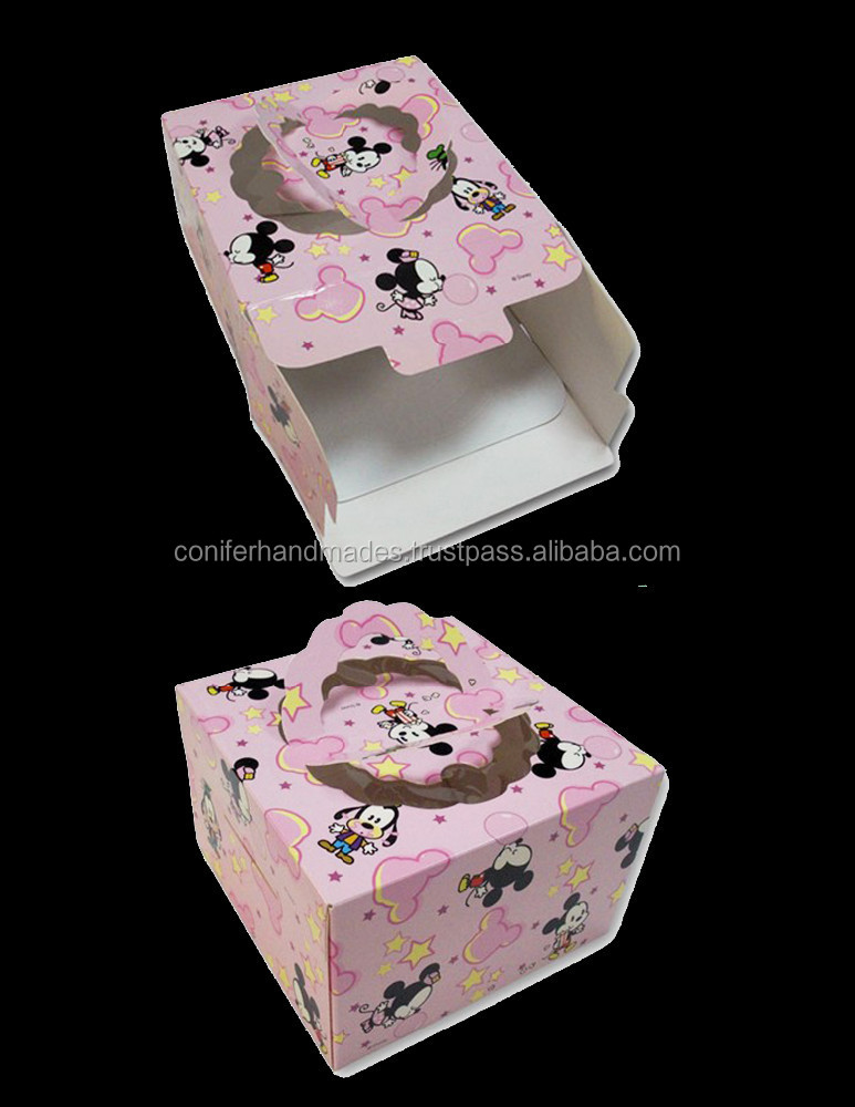 printed cake boxes for cake shops, bakeries, cake manufacturers , pastry stores