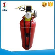 0.5kg 1kg Portable Dry Powder abc Fire Extinguisher Price With Bracket Convex Bottom