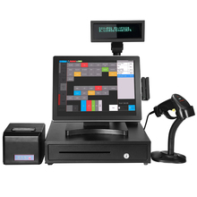 "12"" 15""17"" restaurant pos sytem/pos terminal/retail shop billing machines"