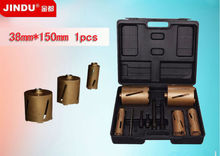 diamond drill bit China tool set 38mm*150mm 1pcs core drill bits