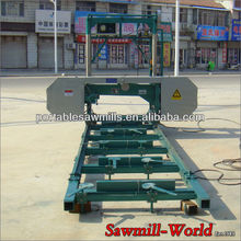 70mm/1000mm/1300mm/1600mm Horizontal Woodworking Band Sawmill Machine