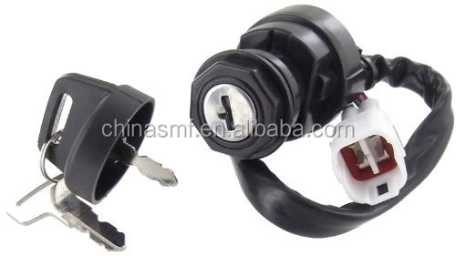 for Yamaha Grizzly 660 ATV Electrical Key Switch