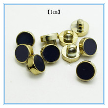 High quality sewing lady's shirt plastic buttons