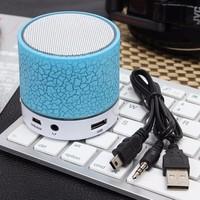 Good sound laptop computer woofer my vision bluetooth speaker with led light fm radio