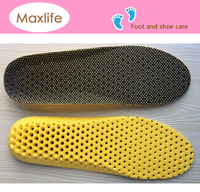 high quality honeycomb eva designer shoe insoles with air hole